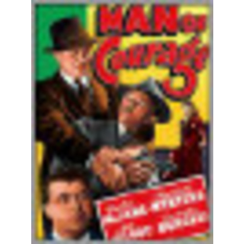 Man of Courage [DVD] [1943]