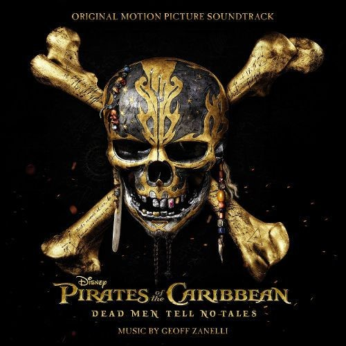 Pirates of the Caribbean: Dead Men Tell No Tales [Original Motion Picture Soundtrack] [CD]