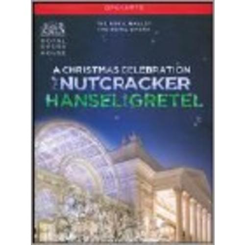 A Christmas Celebration: The Nutcracker & Hansel and Gretel [DVD]