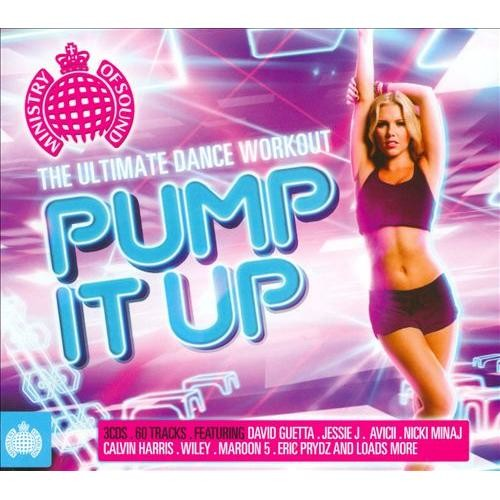 Pump It Up: The Ultimate Dance Workout [CD]