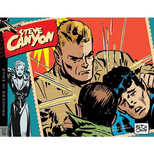 Steve Canyon 1957-1958