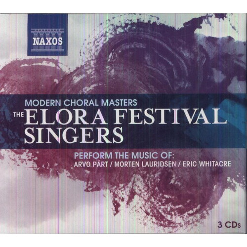 Modern Choral Masters [CD]