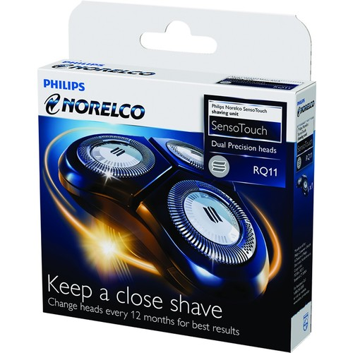 Philips Norelco - SensoTouch Shaving Head - Black