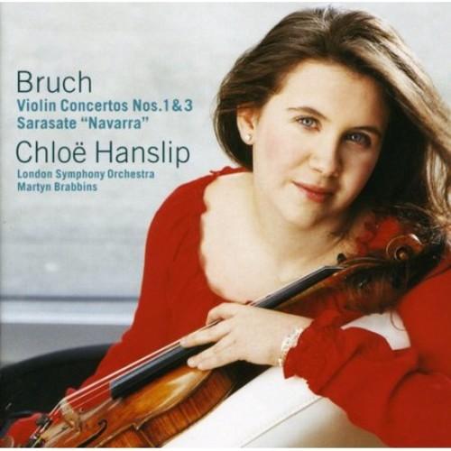 Various Composers - Bruch: Violin Concertos 1 & 3; Sarasate: Navarra
