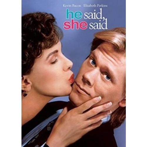 He Said She Said [dvd]