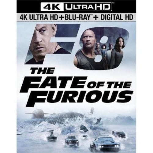 The Fate of the Furious [4K UHD] [Blu-Ray] [Digital HD]