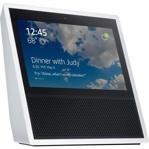 Amazon - Echo Show - White