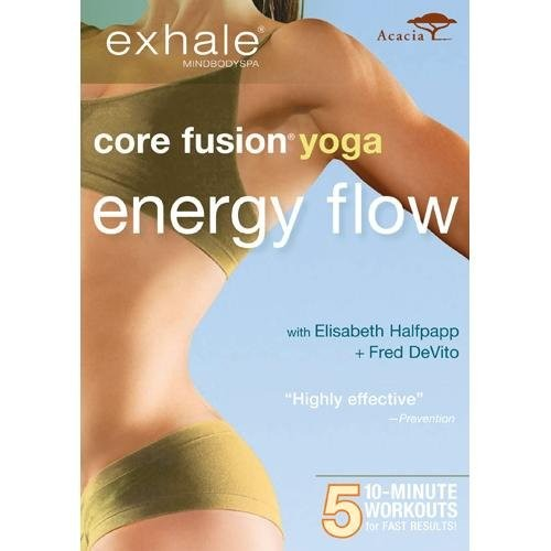 Exhale: Core Fusion - Energy Flow Yoga [DVD] [2010]
