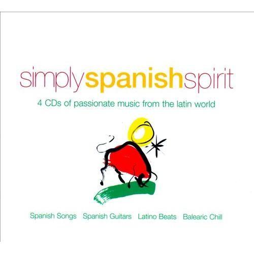 Simply Spanish Spirit [CD]