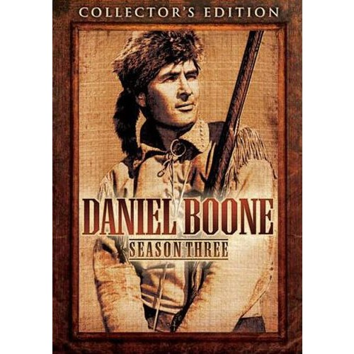Daniel Boone: Season Three [6 Discs] [DVD]