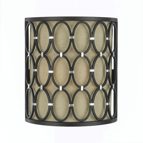 Candice Olson Oil Rubbed Bronze 8219-2W Cosmo Wall Sconce
