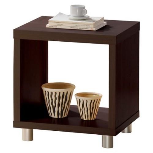 Redland End Table Espresso - ACME