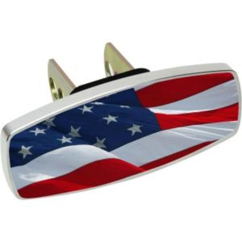 HitchMate Waving Flag Hitch Cover