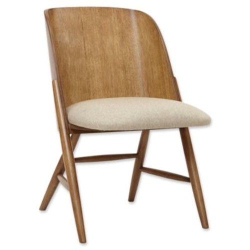 INK+IVY Curtis Dining Chair in Pecan