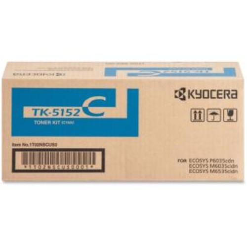 Kyocera TK-5152C Original Toner Cartridge