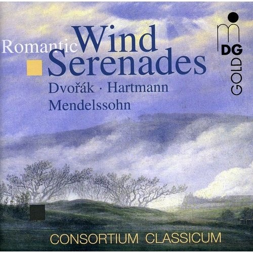 Romantic Wind Serenades [CD]