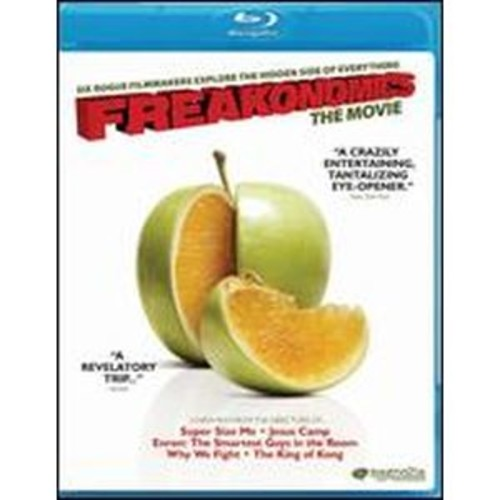 Freakonomics [Blu-ray] DHMA