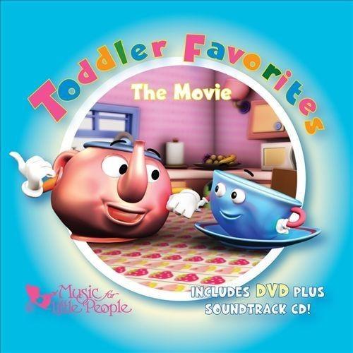 Toddler Favorites: The Movie [CD]