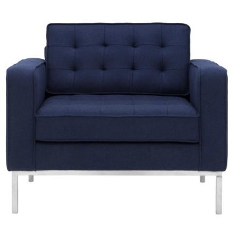 Davian Club Chair - Safavieh