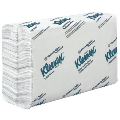 Kimberly-Clark Professional - Kleenex Towels Kleenex C-Fold Towel - Sold as 16 Pack