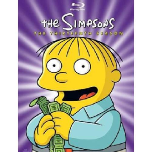 The Simpsons: Season 14 [3 Discs] [Blu-ray]