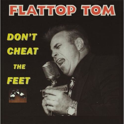 Don't Cheat the Feet [CD]