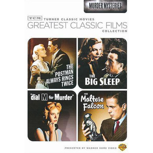 TCM Greatest Classic Films Collection: Murder Mysteries