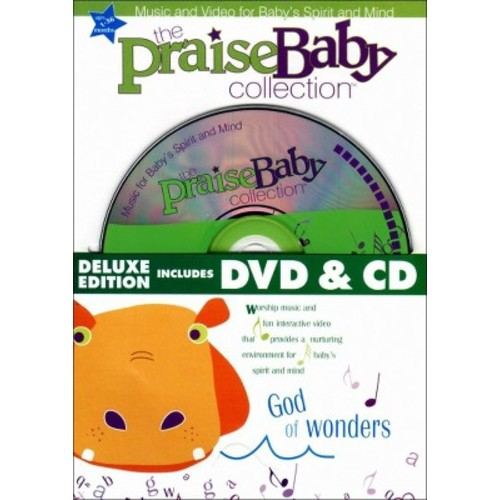 The Praise Baby Collection: God of Wonders [Deluxe Edition] [2 Discs] [DVD/CD] DD2