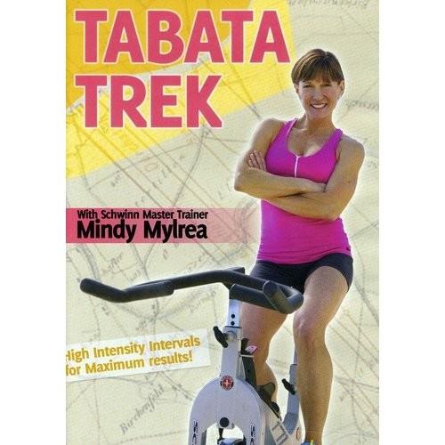Mindy Mylrea: Tabata Trek (DVD) (Eng) 2011