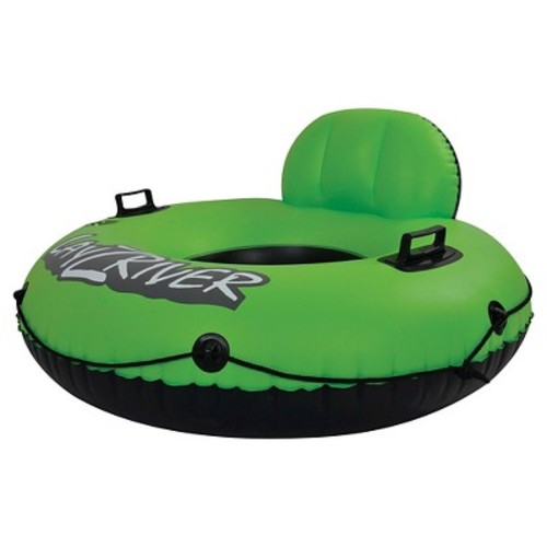 Lay-Z-River 49-in Inflatable River Float Tube
