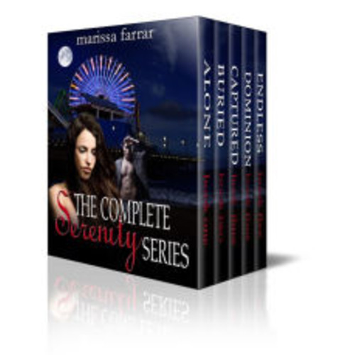 The Complete Serenity Series (The Serenity Series, #6)
