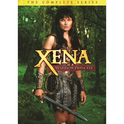 Xena: Warrior Princess: The Complete Series [30 Discs] [DVD]