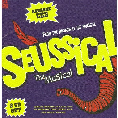 Karaoke: Seussical the Musical [CD]