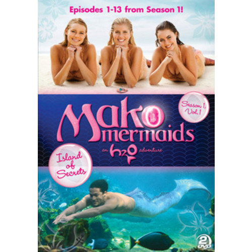 Mako Mermaids - An H2O Adventure: Season 1 - Island Of Secrets