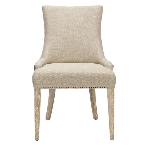 Safavieh Becca Antique Gold Dining Chair
