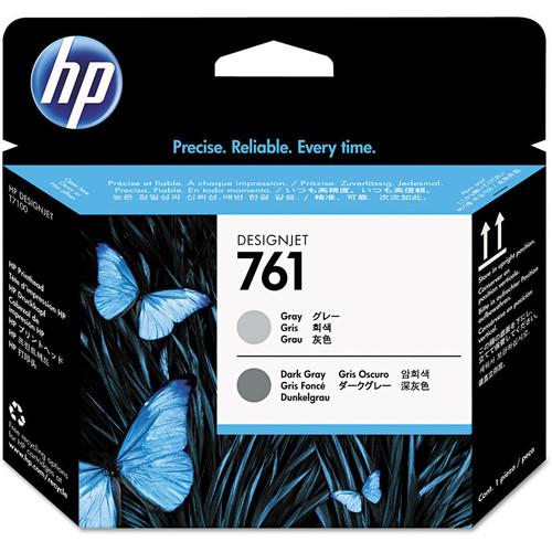 HP 761 Original Printhead - Single Pack, 1 Each (Quantity)