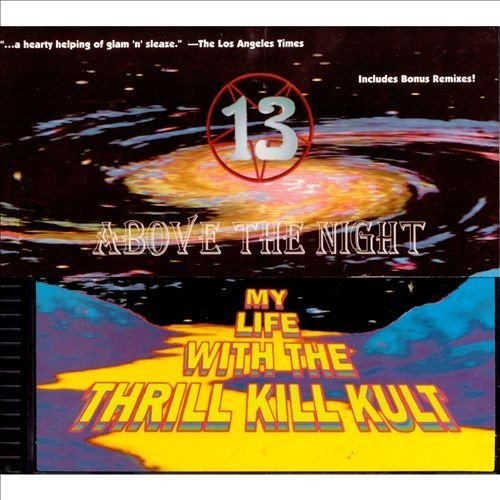 13 Above the Night Extra tracks, Import, Original recording reissued