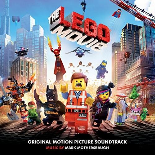 Lego Movie [Original Motion Picture Soundtrack] [Colored Vinyl] [LP] - VINYL