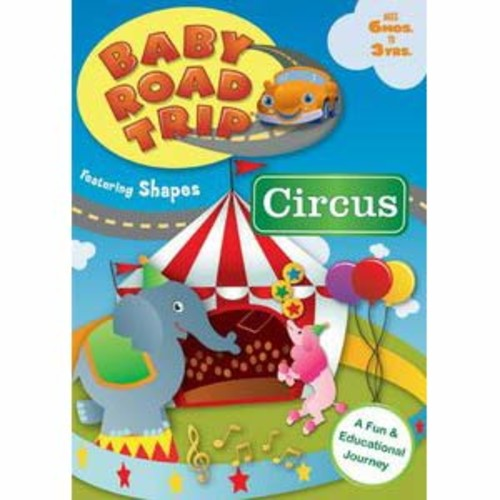 Baby Road Trip: Circus DD2