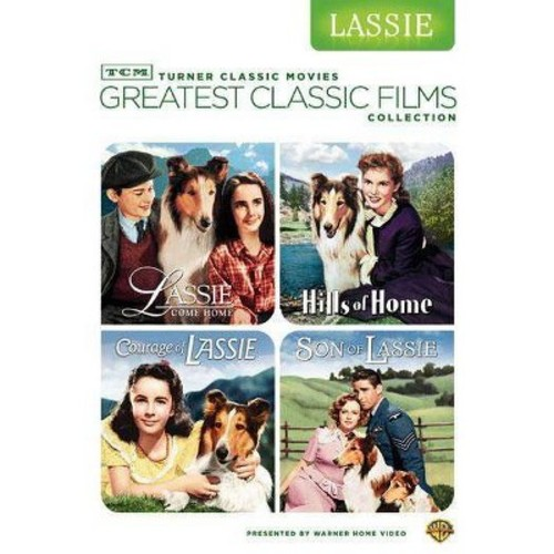 TCM Greatest Classic Films Collection: Lassie [2 Discs]