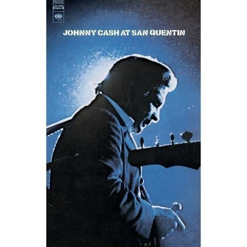 Johnny Cash at San Quentin [CD]