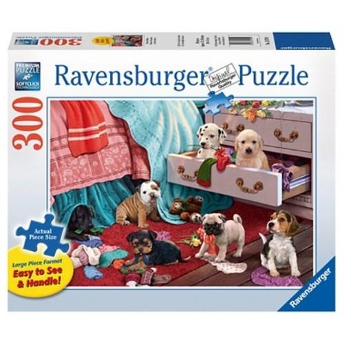 Ravensburger Mischief Makers Jigsaw Puzzle - 300-piece