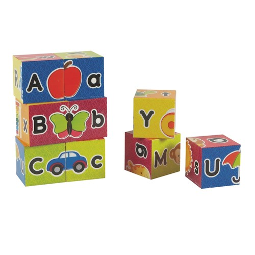 Learning Resources 9-pc. Alphabet Puzzle Blocks