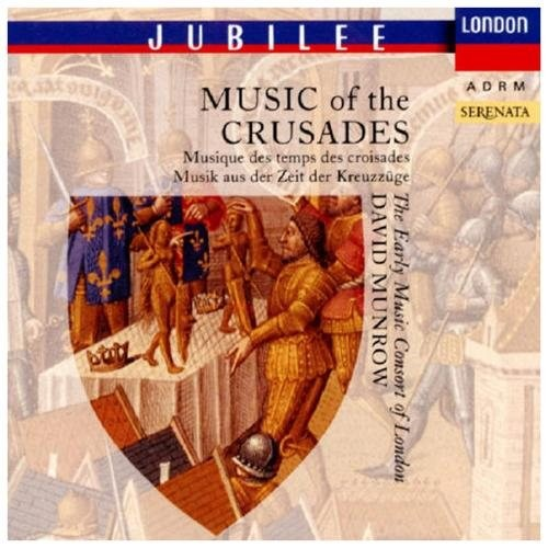 Music Of The Crusades CD (1991)