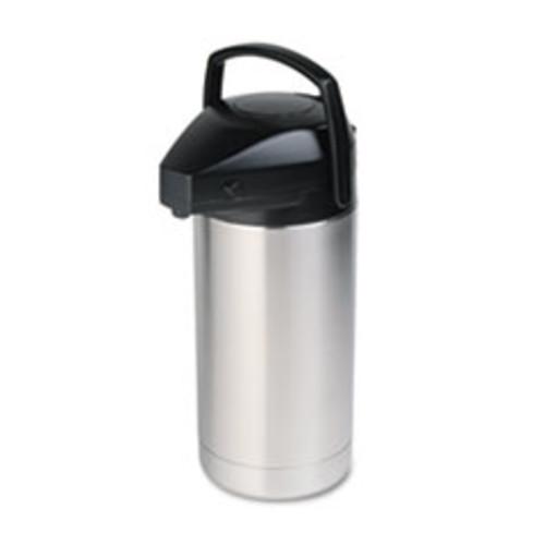 Hormel Commercial Grade Jumbo Airpot, 3.5 Liter, Stainless Steel Finish