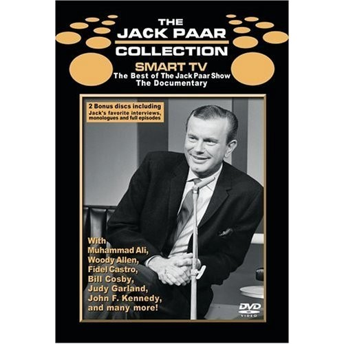 The Jack Paar Collection: Hugh Downs, Jose Melis, Jack Paar, Cliff Arquette, Betty Johnson, Genevieve, Dody Goodman, Skitch Henderson, Peggy Cass, Alexander King, Joey Bishop, Hermione Gingold, Bob Shanks, Paul Keyes, Perry Cross, Marty Farrell, Pat McCormick: Movies & TV