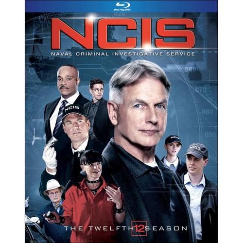NCIS: The Twelfth Season [6 Discs] Blu-ray] [Blu-ray]