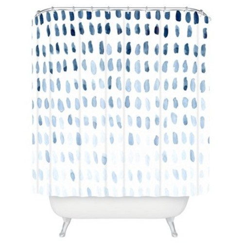 Proof of Life Shower Curtain - Blue (71\