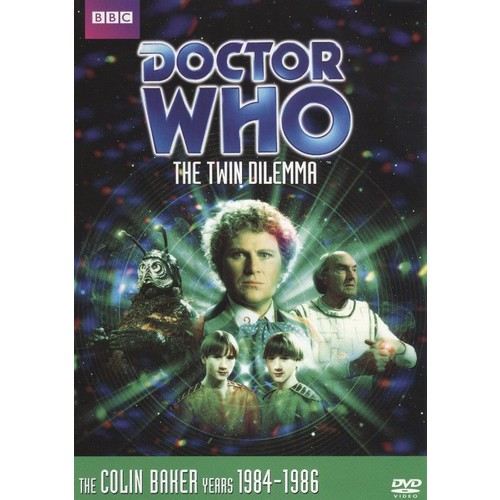 Doctor Who: The Twin Dilema [DVD]