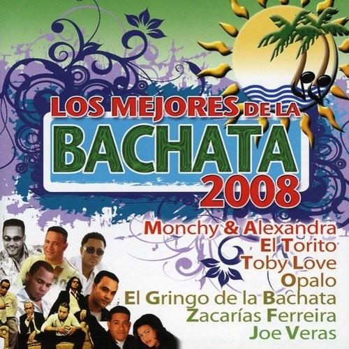 Los Mejores de la Bachata 2008 [CD]